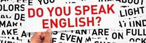 Falar inglês é fundamental!