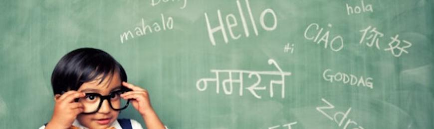 Mitos e verdades sobre aprender um segundo idioma na infância