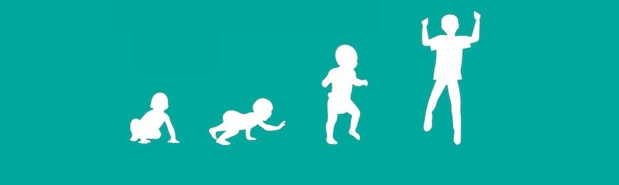 Desenvolvimento Infantil: entenda o que acontece com seu filho na infância